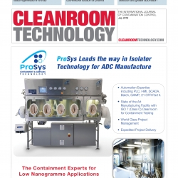 ProSys Leads the way in Isolator Technology for ADC Manufacture